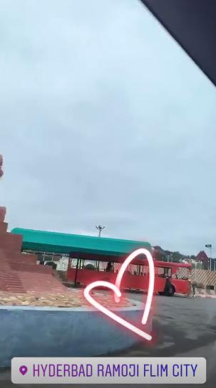 Shraddha Kapoor Ramoji Hyderabad Saaho