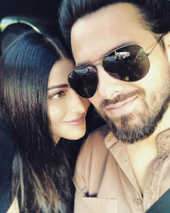 Shruti Haasan shares THIS romantic picture with boyfriend Michael Corsale and its cute caption is unmissable