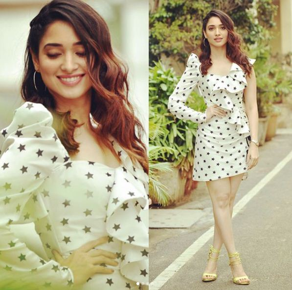 Happy Birthday Tamannaah Bhatia: 10 trendy looks of the actress that bring out her classy vibe