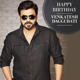 Happy Birthday Venkatesh: Mahesh Babu, Tamannaah Bhatia and others send out love and wishes