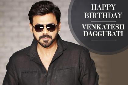 Happy Birthday Venkatesh: Mahesh Babu, Tamannaah Bhatia and others send out love and wishes