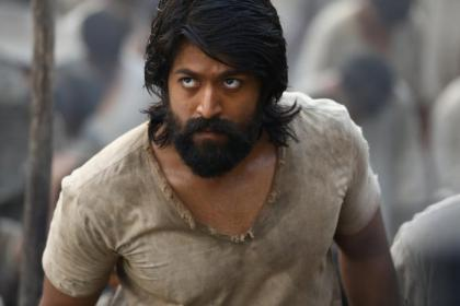 KGF Box office collection Day 1: Yash and Srinidhi's film has a record breaking start