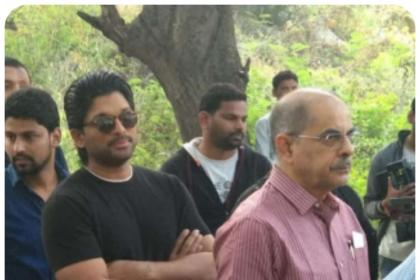Telangana Assembly elections: Allu Arjun, Jr NTR, Nagarjuna Akkineni and others step out to cast votes
