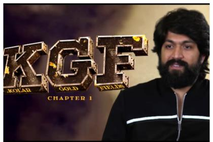 KGF Behind-the-scenes: Yash reveals how the grand visuals, larger than life sets came to life