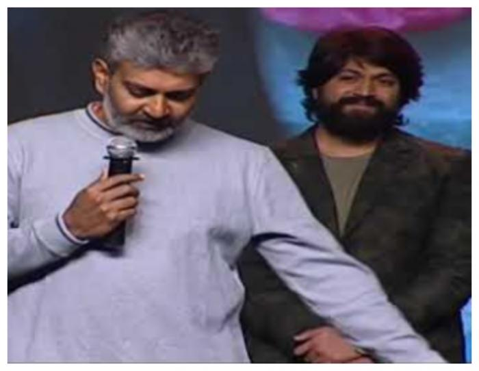 SS Rajamouli about KGF star Yash: A bus driver's son becomes the top