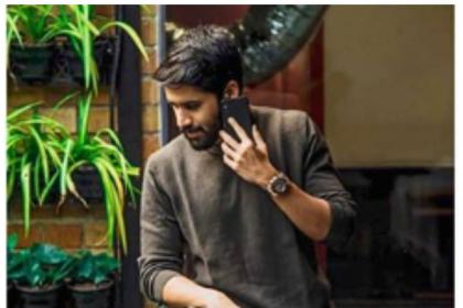 Samantha Akkineni shares this dapper photo of hubby Naga Chaitanya, calls it 'Mine'
