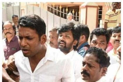 Tamil actor Vishal arrested in Chennai after he tried to open a locked Tamil Film Producer's Council office